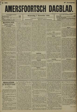 Amersfoortsch Dagblad 1909-11-03