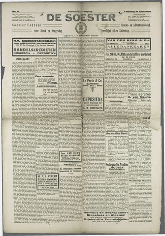 Soester Courant 1926-04-10