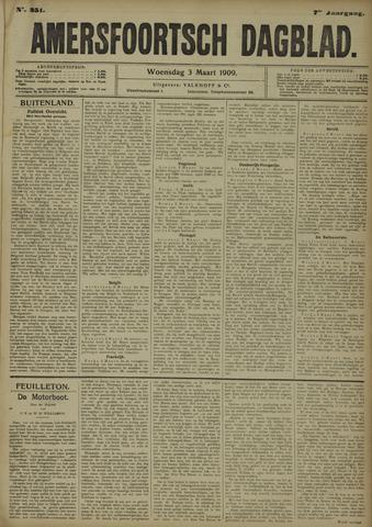 Amersfoortsch Dagblad 1909-03-03