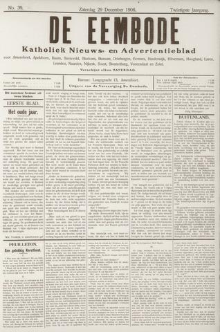 De Eembode 1906-12-29