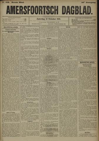 Amersfoortsch Dagblad 1911-10-21