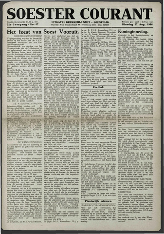 Soester Courant 1946-08-27