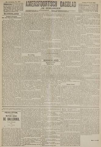 Amersfoortsch Dagblad / De Eemlander 1918-04-19