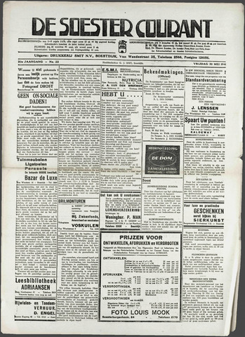 Soester Courant 1941-05-30