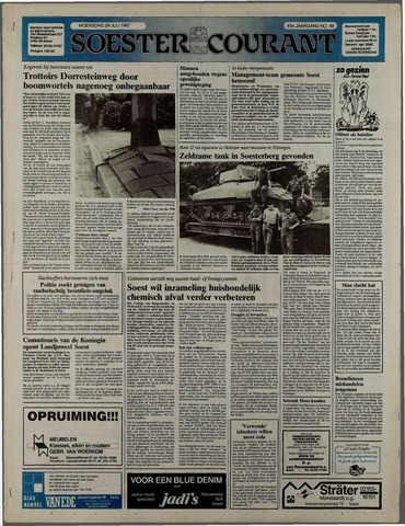 Soester Courant 1987-07-29