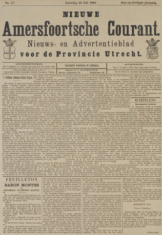 Nieuwe Amersfoortsche Courant 1904-07-16