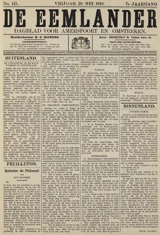 De Eemlander 1910-05-20