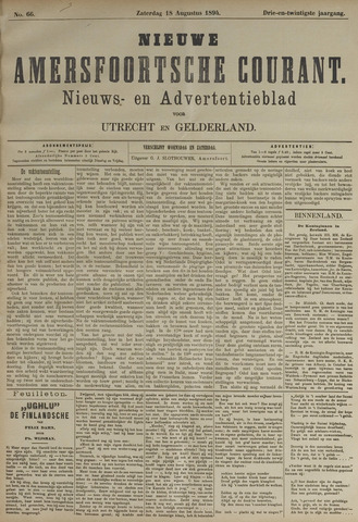 Nieuwe Amersfoortsche Courant 1894-08-18