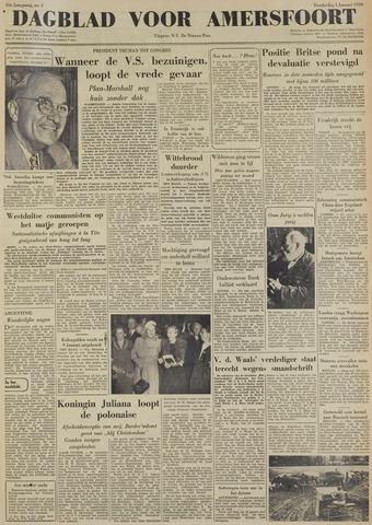 Dagblad voor Amersfoort 1950-01-05