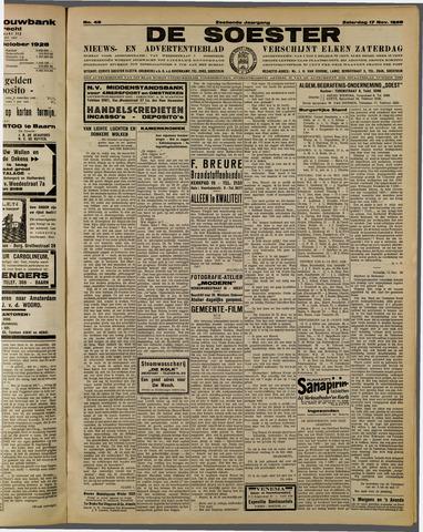 De Soester 1928-11-17