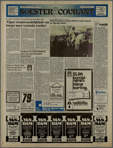 Soester Courant 1984-11-14