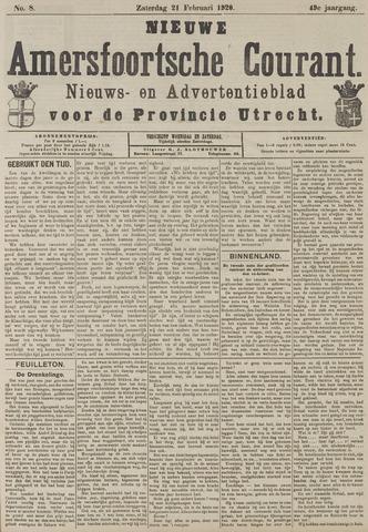 Nieuwe Amersfoortsche Courant 1920-02-21