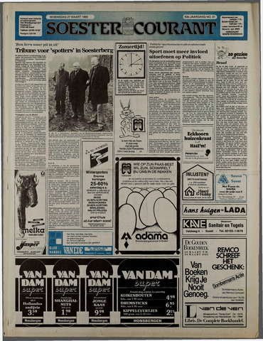 Soester Courant 1985-03-27