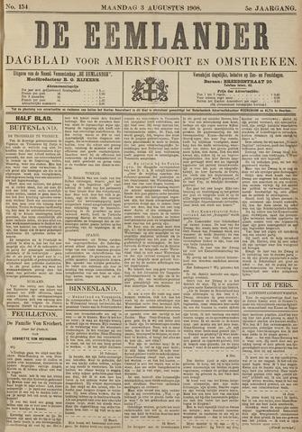 De Eemlander 1908-08-03