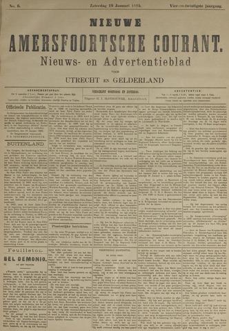 Nieuwe Amersfoortsche Courant 1895-01-19
