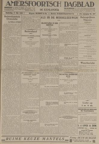 Amersfoortsch Dagblad / De Eemlander 1933-05-11
