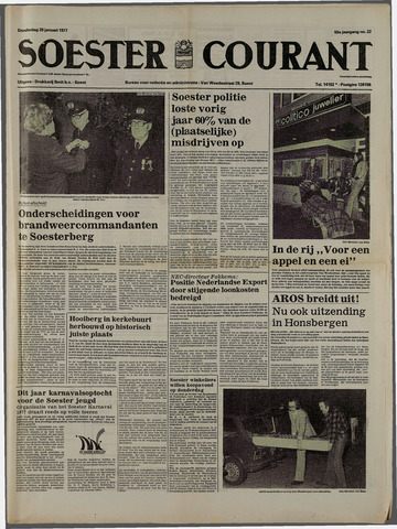 Soester Courant 1977-01-20