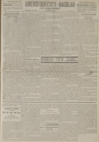 Amersfoortsch Dagblad / De Eemlander 1920-10-29