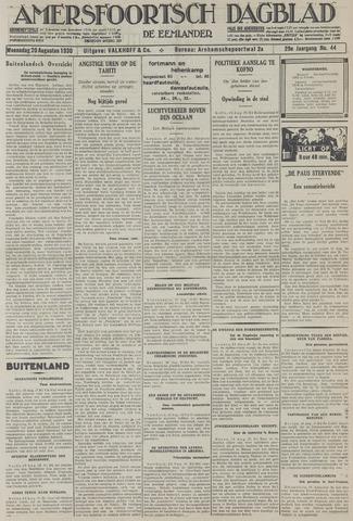 Amersfoortsch Dagblad / De Eemlander 1930-08-20