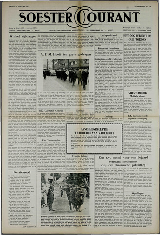Soester Courant 1965-02-05