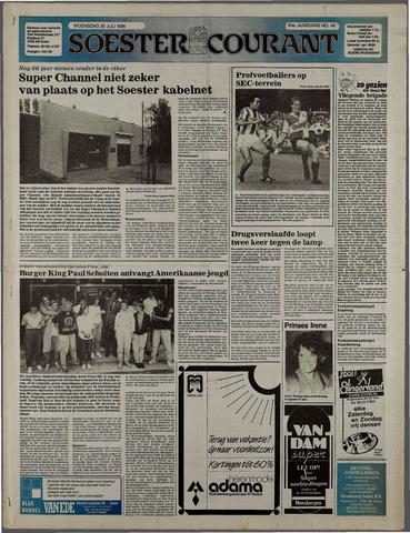 Soester Courant 1986-07-30