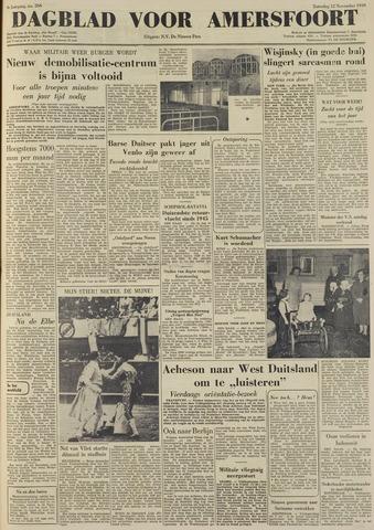 Dagblad voor Amersfoort 1949-11-12