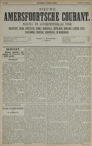 Nieuwe Amersfoortsche Courant 1884-03-15