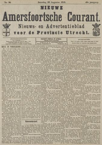 Nieuwe Amersfoortsche Courant 1919-08-23