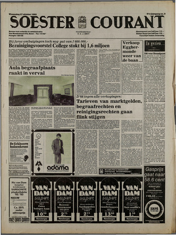 Soester Courant 1982-10-27