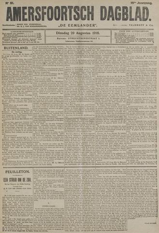 Amersfoortsch Dagblad / De Eemlander 1916-08-29