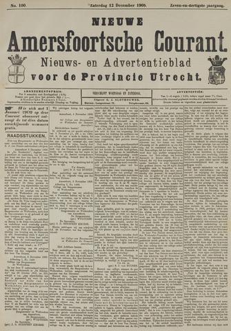 Nieuwe Amersfoortsche Courant 1908-12-12