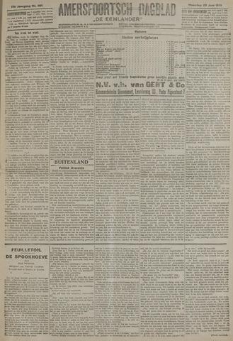 Amersfoortsch Dagblad / De Eemlander 1919-06-23