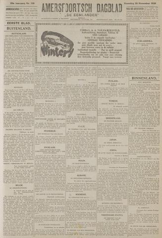 Amersfoortsch Dagblad / De Eemlander 1926-11-29