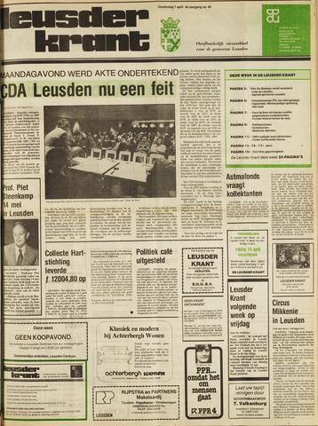 Leusder Krant 1977-04-07