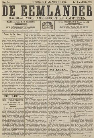 De Eemlander 1910-01-18