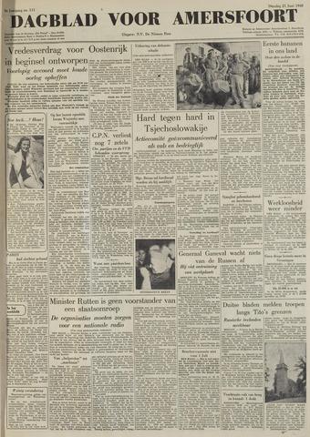 Dagblad voor Amersfoort 1949-06-21
