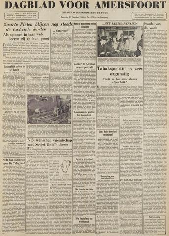 Dagblad voor Amersfoort 1946-10-19