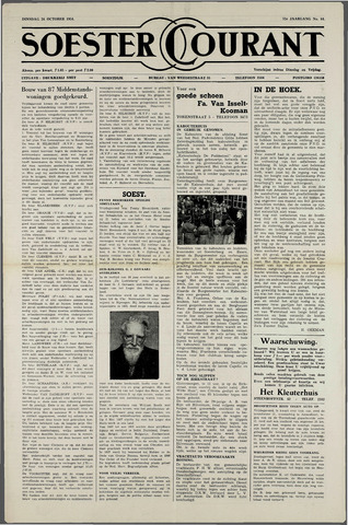 Soester Courant 1954-10-26