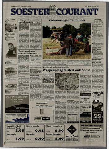 Soester Courant 2004-08-11