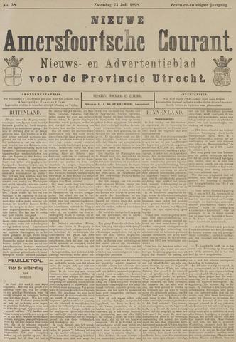 Nieuwe Amersfoortsche Courant 1898-07-23