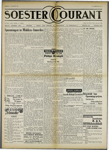 Soester Courant 1955-01-21