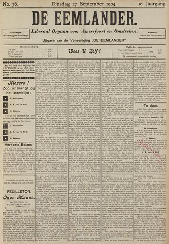 De Eemlander 1904-09-27