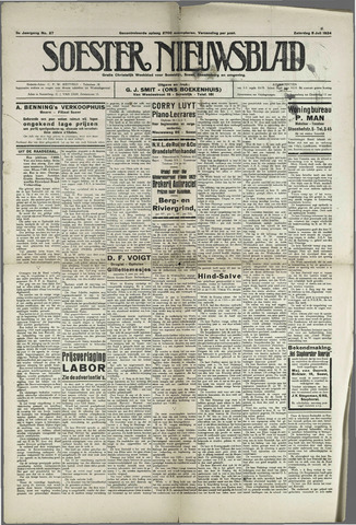 Soester Courant 1924-07-05