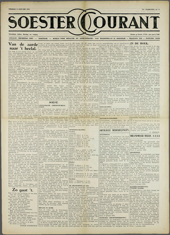 Soester Courant 1959-01-09