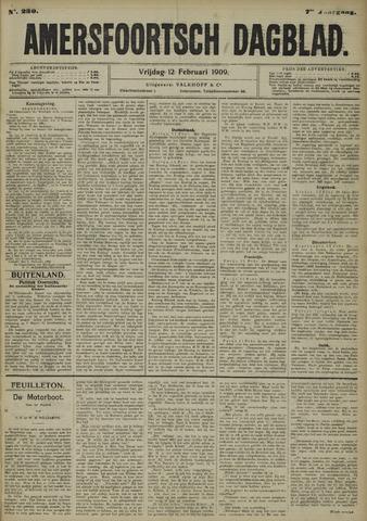 Amersfoortsch Dagblad 1909-02-12