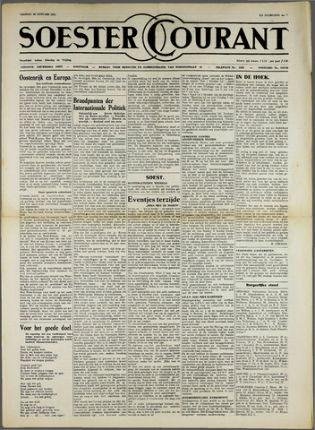 Soester Courant 1951-01-26