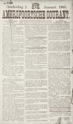 Amersfoortsche Courant 1885