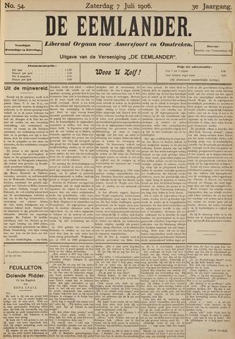 De Eemlander 1906-07-07