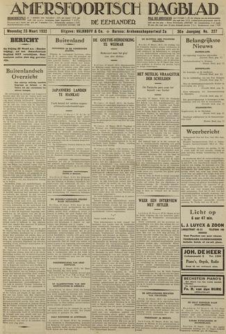 Amersfoortsch Dagblad / De Eemlander 1932-03-23