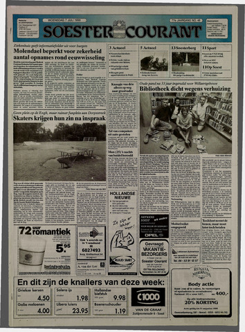 Soester Courant 1999-07-07